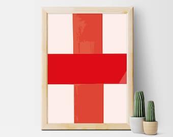 Printable Contemporary Wall Art Nursery Decor By Vooland