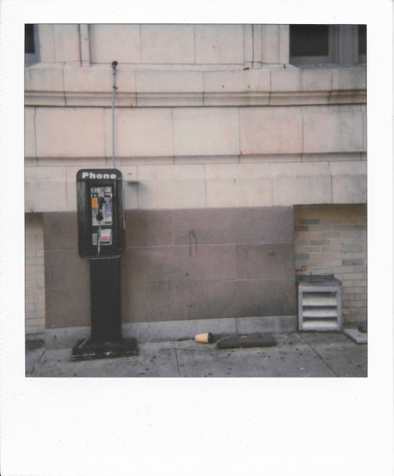 Phone Booth : Polaroid Collection
