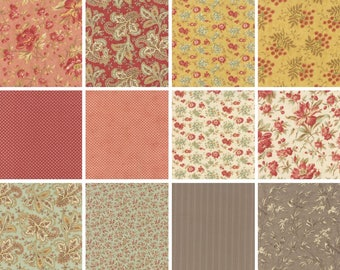 Larkspur Petite 3 Sisters by Moda Fat Quarter Bundle (12)