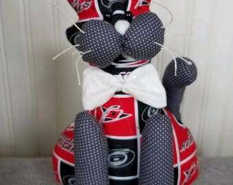 Carolina Hurricanes Hockey Cat