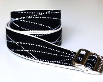 "High Quality Custom Gait Belt and Badge Reel ""The Owen"""
