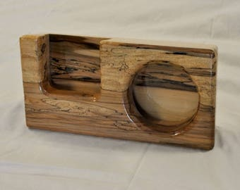 Wooden Speaker Amplified for iPhone