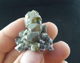 Sphalerite(cleyophane)-Galena-Madan Bulgaria