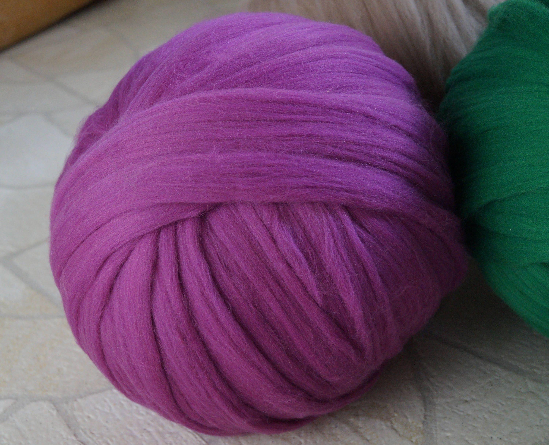 Arm Knitting Yarn Australia : Jumbo yarn chunky merino wool super bulky