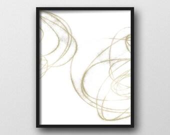 Abstract Art, Neutral Home Decor, Scandinavian Print, Scandinavian Art, Printable Art, Minimalist Poster, Geometric Art, Instant Download