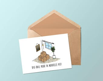 Card • Bye bail