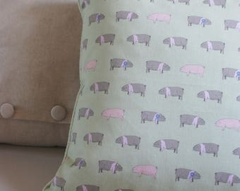 Piggies Cushion