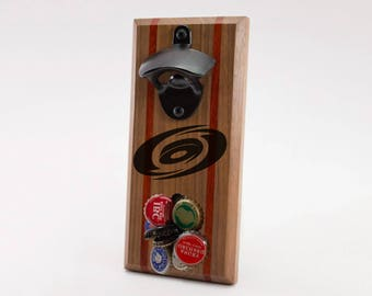 Carolina Hurricanes Magnetic Bottle Opener