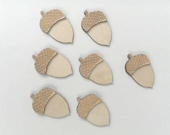 Wood Cutouts Etsy