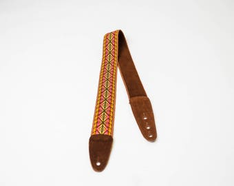 The Peguche Guitar Strap M size