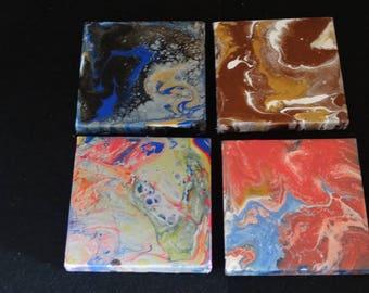 Acrylic Art Magnets