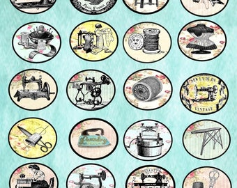 Sewing Notions Wood Knob on Cherry Wood Knob Size 1.5 x 1.18  Drawer Knob, Cabinet Knob, Furniture Pull