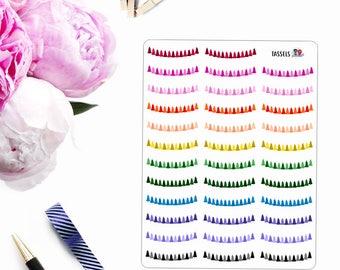 Multi-Color // Tassels
