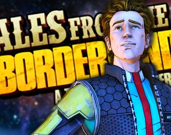 The first of four listing for Max Pafundi - make to order Rhys full cosplay costume from Tales from the Borderlands videogame