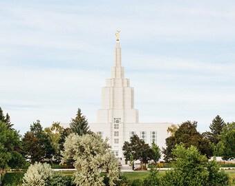 Idaho Falls Temple 5