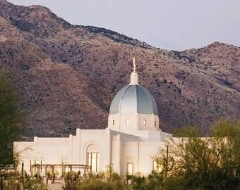 Tucson Arizona Temple 15