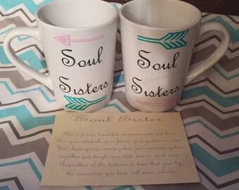 Soul Sister mugs!