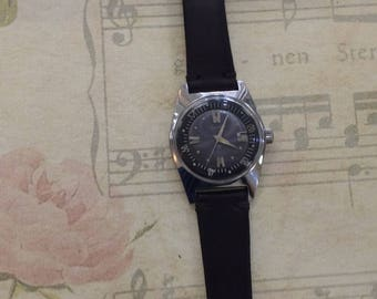 Vintage Aquastar Automatic Watch