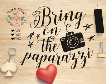 baby svg, girl svg, baby girl svg, bring on the paparazzi, baby t shirt designs, new baby svg, boy svg, camera svg, t-shirt design, cricut
