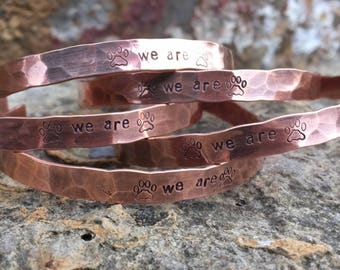We Are Penn State; Penn State Jewelry; Penn State Gifts; PSU Bracelet; Nittany Lion; PSU Gift