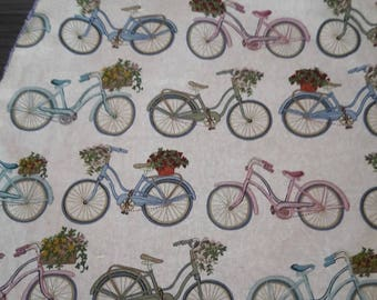 Elastic bib size unique bike pattern