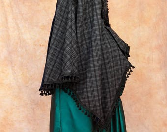 Victorian Cape, custom sized