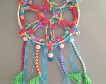 Dream Hamandalas Brand Multicolor yarn