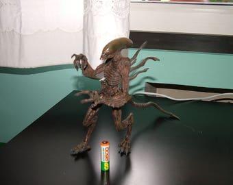 Alien. action figure. articulated