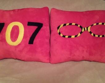 707 Mystic Messenger Pillow