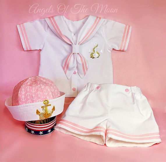 Nautical Baby Girl Clothes Bing images