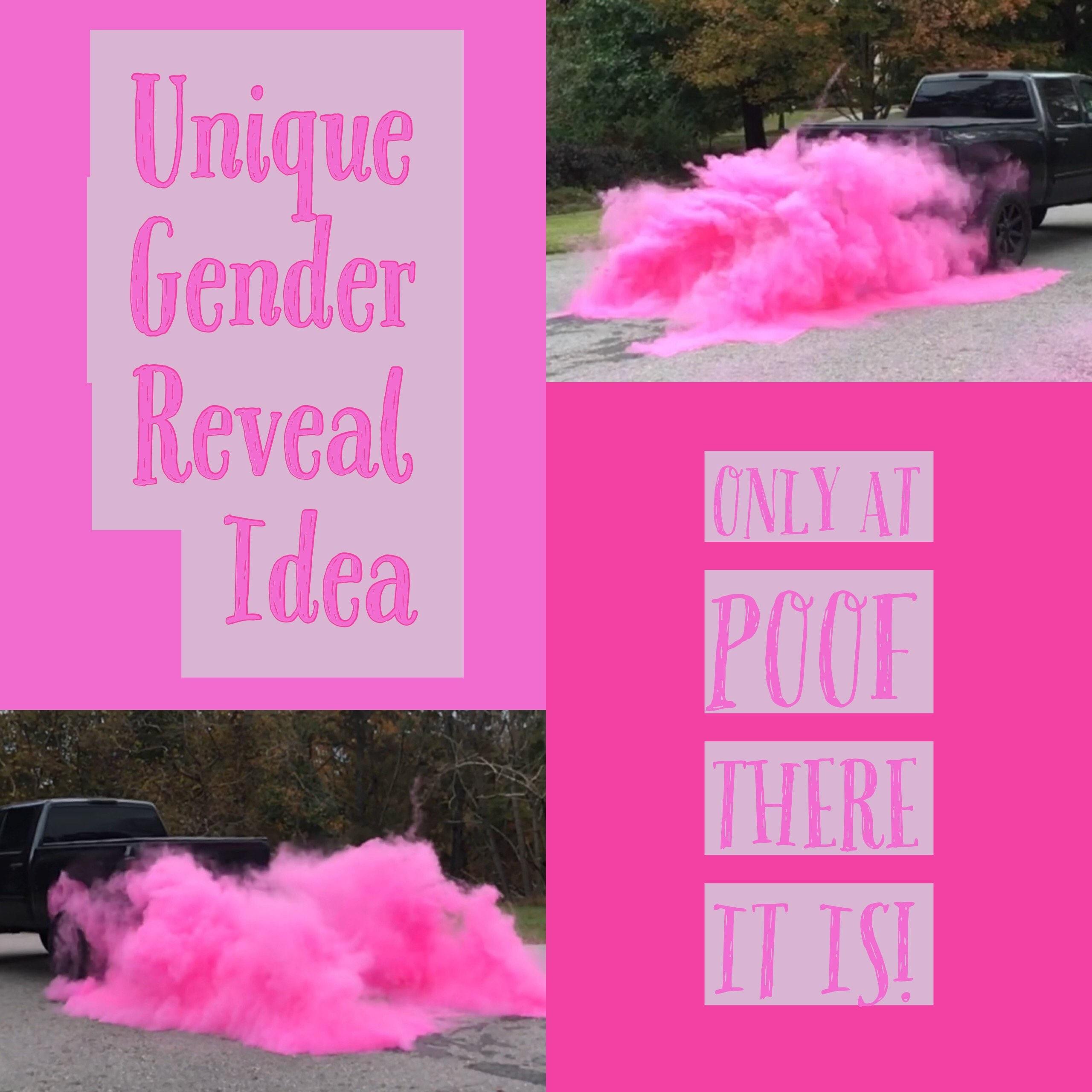 Image Result For Gender Reveal Burnout Powder