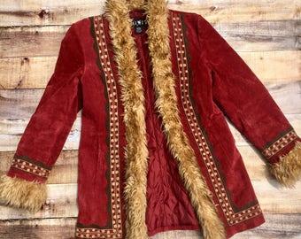 Penny Lane Leather Jacket