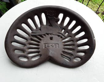 Tractor Seat Etsy