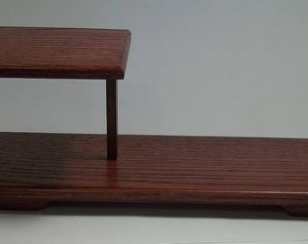 Bonsai Stand / L-style Shohin stand