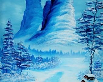 Fantasy... Guilin, Snowy Mountains
