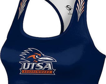 ProSphere Women's The University of Texas at San Antonio Deco Sports Bra (UTSA)