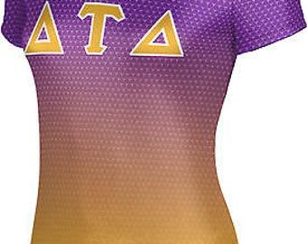 ProSphere Women's Delta Tau Delta Zoom Tech Tee ()
