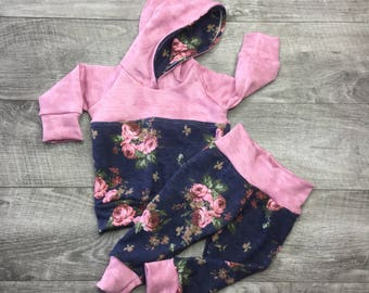 baby girl clothes / take home outfit / trendy girl clothing