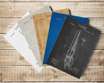 Gun Printable, Ostrander Shotgun, Magazine Shotgun, Breech Loading Gun, 2nd Amendment, Hunter Wall Decor, Gun Blueprint, INSTANT DOWNLOAD