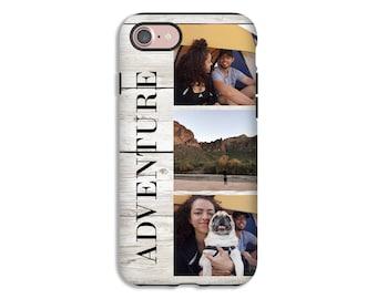 Photo collage iPhone case, custom iPhone 7 case, photo iPhone 7 Plus case, photo iphone 6s/6s Plus/6/6 Plus case, photo iPhone cover