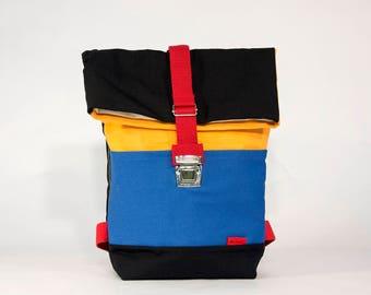 LUMI daypack / Upcycling bagpack