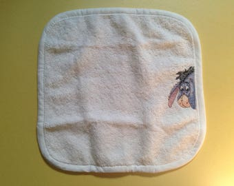 Eeyore - Baby Flannel / Face Cloth