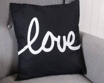 Love Pillow Cover