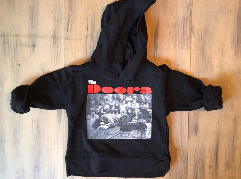 & Unisex Baby The Doors Hoodie Pezcame.Com