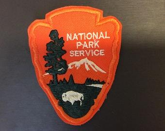 Patch United State America National Park Service - Wildlife - Replica