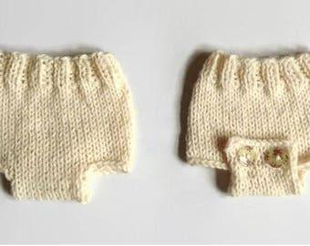 Knit Diaper Cover Pattern, Knit Newborn Pattern, Knit Pattern, Newborn Pattern, Knit Prop Pattern, Diaper Cover Pattern