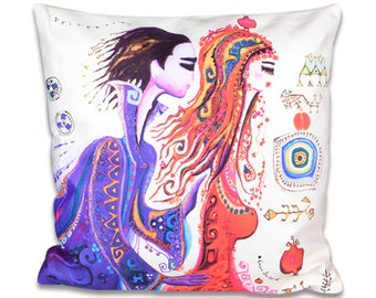 BiggDesign Love Pillow Cover