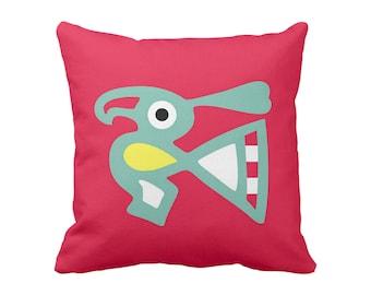 BiggDesign Bird Motifs Pillow Case