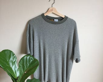 vintage cotton short sleeve top, vintage tshirt, vintage cotton shirt