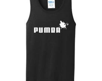 PUMBA Men's Tank Top #D003